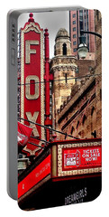 Fox Theater - Atlanta Portable Battery Charger