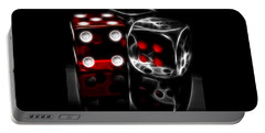 Fractalius Dice Portable Battery Charger