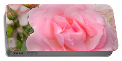 Fragrant Cloud Rose Portable Battery Charger