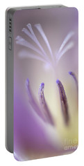 Fragrant Freesia  Portable Battery Charger