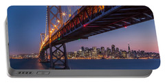 Framing San Francisco Portable Battery Charger