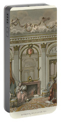 France Interior, C1780 Portable Battery Charger