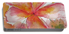 Frangipani Portable Battery Charger