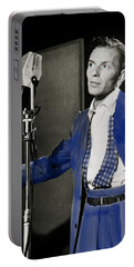Frank Sinatra - Old Blue Eyes Portable Battery Charger