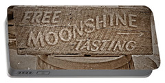 Free Moonshine Portable Battery Charger
