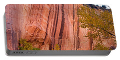 Fremont River Cliffs Capitol Reef National Park Portable Battery Charger