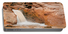 Fremont River Falls Capitol Reef National Park Portable Battery Charger