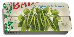 French Veggie Sign 1 Portable Battery Charger