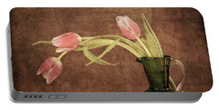 Portable Battery Charger featuring the photograph Fresh From The Garden II by Alana Ranney