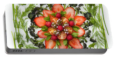 Fresh Fruit Salad Portable Battery Charger