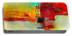 Abstract Paintings Portable Battery Chargers