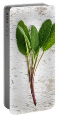 Fresh Sage Portable Battery Charger