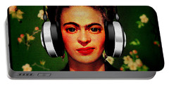 Frida Jams Portable Battery Charger