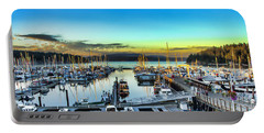Friday Harbor Portable Battery Charger