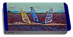 Friends Windsurfing Portable Battery Charger