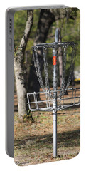 Frisbee Golf Portable Battery Charger