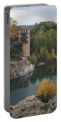 From Pont Du Gard Portable Battery Charger