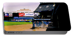 From The Dugout  The Yankee Stadium Portable Battery Charger
