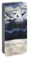 From The Midnight Sky Portable Battery Charger
