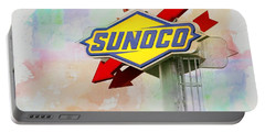 From The Sunoco Roost Portable Battery Charger