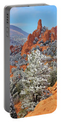 Frosted Wonderland 1 Portable Battery Charger