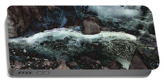 Frozen Cave Portable Battery Charger
