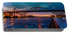 Frozen Hoan Bridge Portable Battery Charger