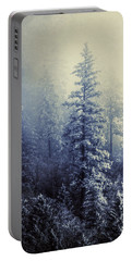Frozen In Time Portable Battery Charger by Melanie Lankford Photography