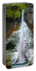 Frozen Marymere Falls Portable Battery Charger