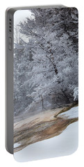 Frozen Tree Portable Battery Charger