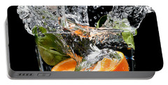 Fruit Drop With Big Splash Portable Battery Charger