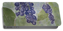 Fruits Of The Wine Portable Battery Charger