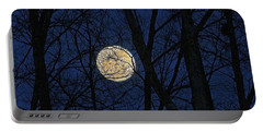 Full Moon March 15 2014 Portable Battery Charger