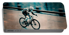 Portable Battery Charger featuring the photograph Full Speed Ahead by Ari Salmela