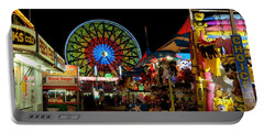 Fun Night At The Fair Portable Battery Charger