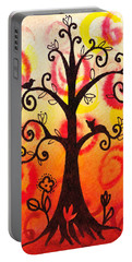 Fun Tree Of Life Impression V Portable Battery Charger