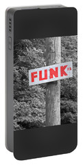 Portable Battery Charger featuring the photograph Funk Road by Brooke T Ryan