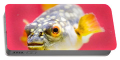 Funny Fish Portable Battery Charger