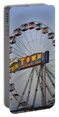 Funtown Ferris Wheel Portable Battery Charger