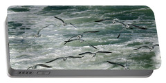 Fying Gulls Portable Battery Charger