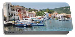 Gaios Harbour On Paxos Portable Battery Charger
