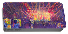 Galactic At Arise Music Festival Portable Battery Charger