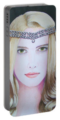 Galadriel Of Lothlorien Portable Battery Charger