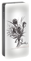 Garden Beauty Portable Battery Charger by Laurie L