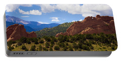 Garden Of The Gods 3 Portable Battery Charger