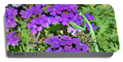 Garden Prayer Portable Battery Charger