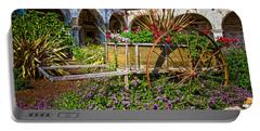 Garden Wagon Portable Battery Charger