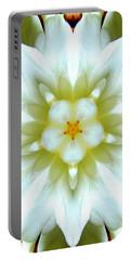 Gardenia Kaleidoscope 1 Portable Battery Charger