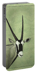 Gemsbok Portable Battery Charger