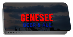 Genesee Beer And Ale Portable Battery Charger